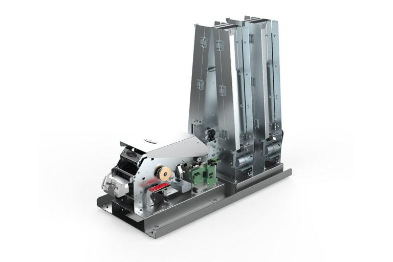 KM500B + KM2000B Kiosk Card Printers
