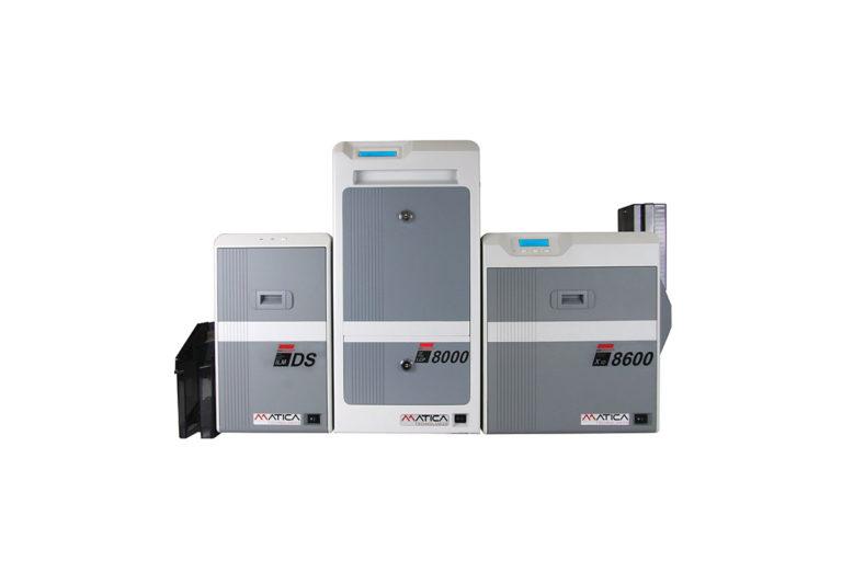 Tiskalnik kartic LCP8000