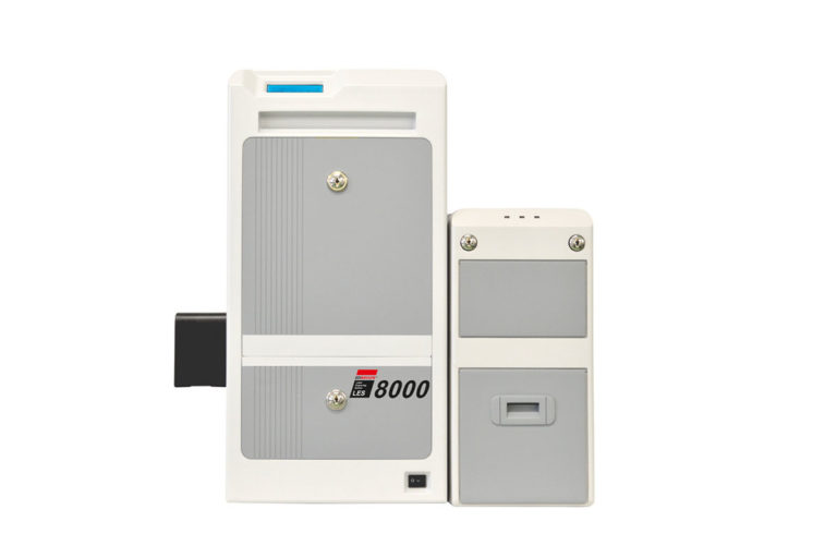 LES8000 Card Printer