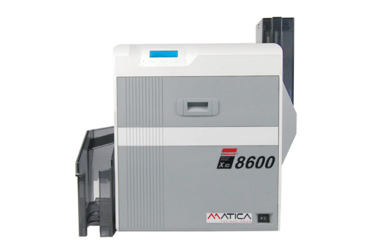 XID8600 Card Printer