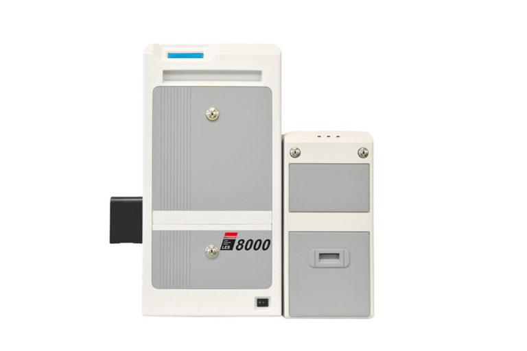 LES8000 pisač kartica