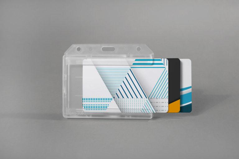 Trd etui za več kartic (horizontalni)