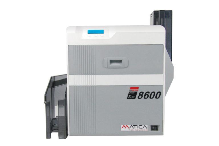 XID8600 Tiskalnik kartic