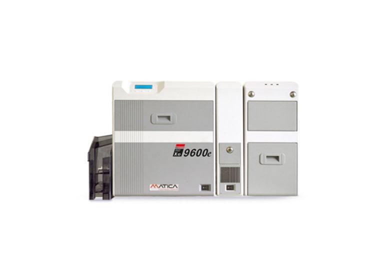 XID9600e Tiskalnik kartic