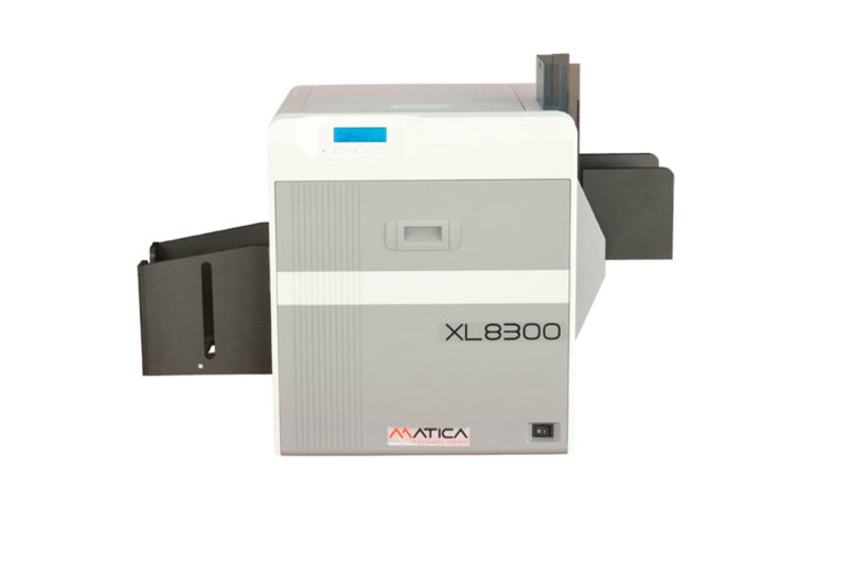 XL8300 Tiskalnik kartic