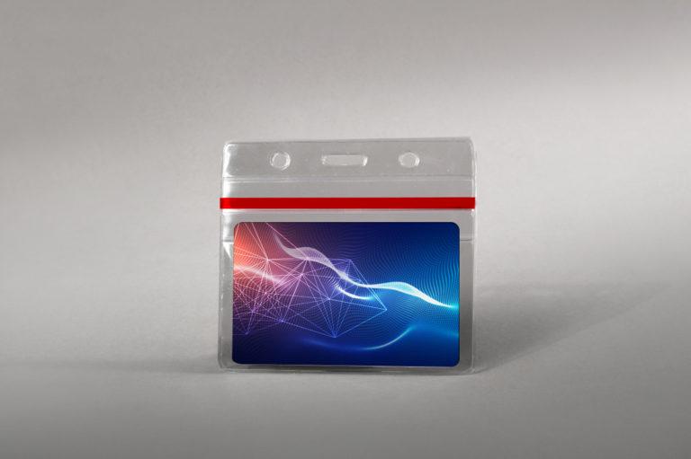 Zip-Lock etui za kartice (horizontalni)