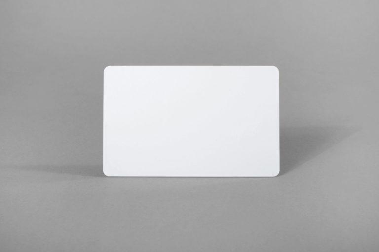 Prazne bele PVC kartice CR80 (10 mil, 20 mil, 30 mil)