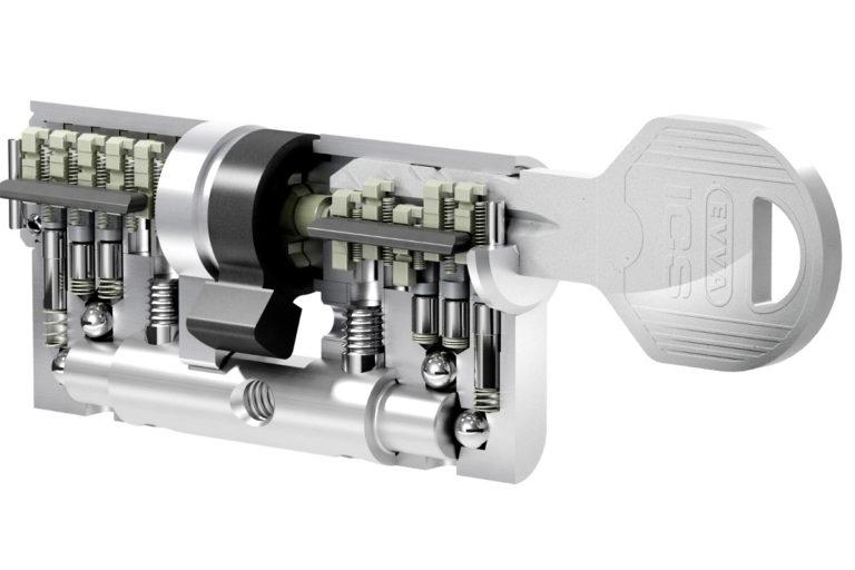 ICS cilindrični vložek