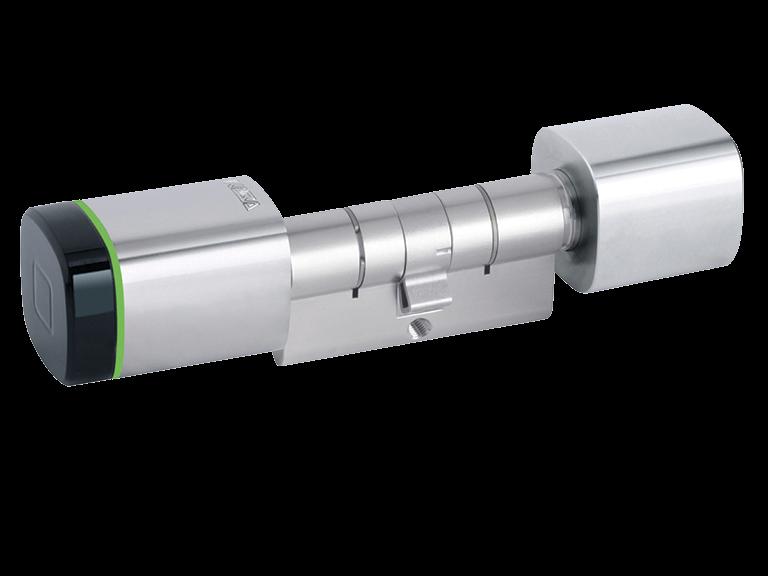(Slovenščina) Dormakaba Wi-Fi digitalni cilinder