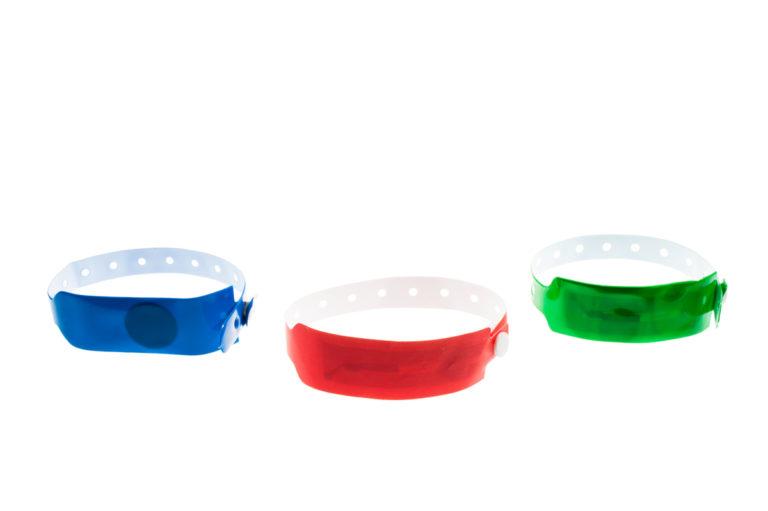 (Slovenščina) Plastične RFID zapestnice