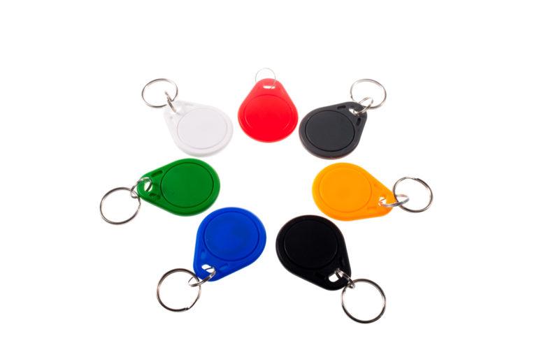 Classic RFID Keyfobs