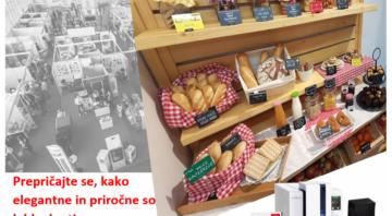 Najbolj elegantne plastične kartice za označevanje izdelkov na tradicionalnemu sejemu Promohotel (Poreč, 21.2.2 – 24.2.2018)