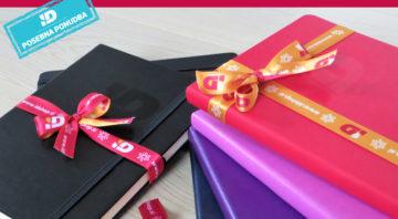 Kako boste letos zavili poslovna darila?