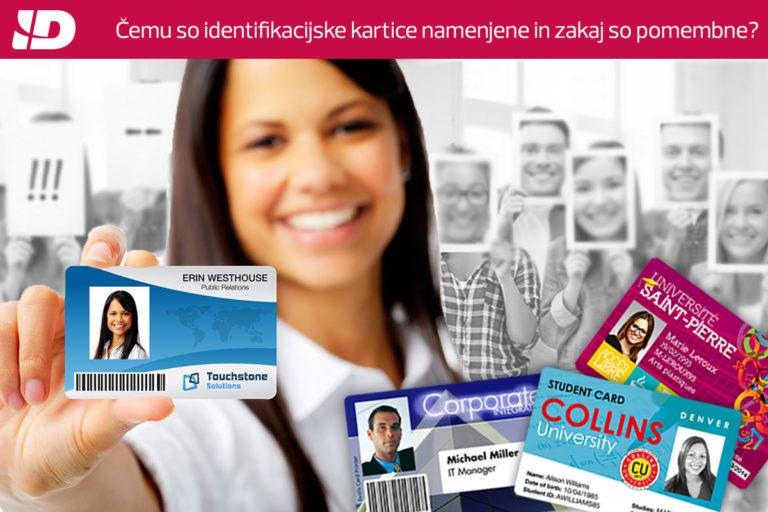 (Slovenščina) Zakaj je v organizacijah pomembna uporaba ID kartic?