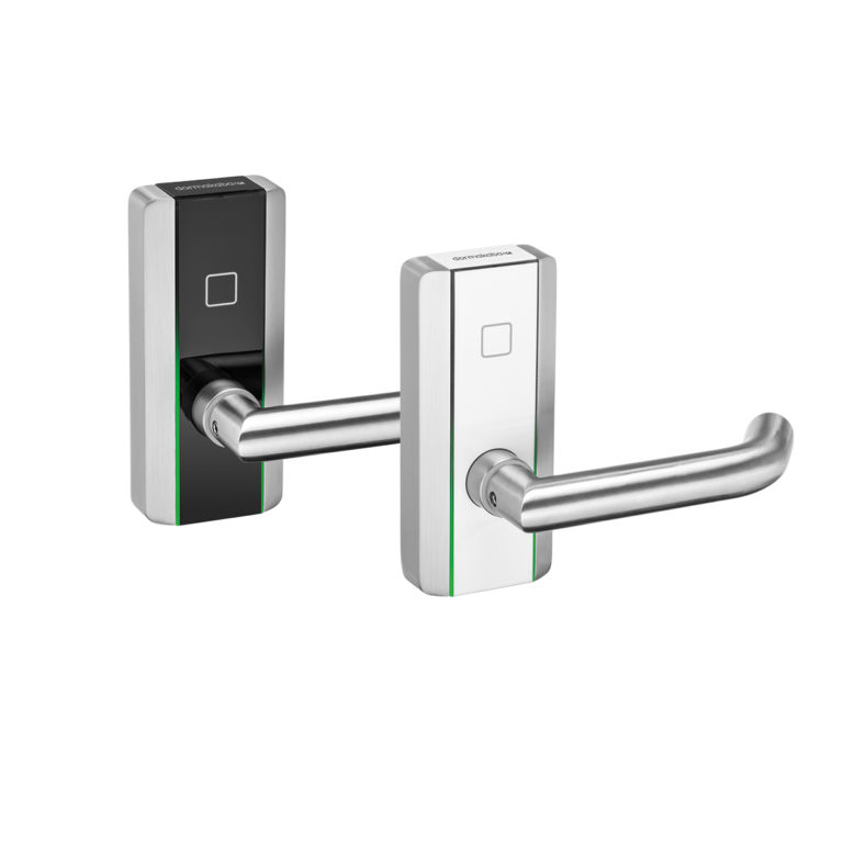Dormakaba smart handle off-line