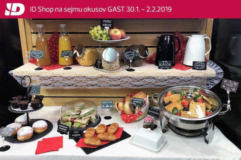 (Slovenščina) Sejem okusov GAST Expo 2019
