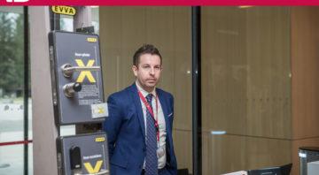 """ID Shop predstavil segment varnosti na 10. mednarodni konferenci """"Dnevi korporativne varnosti"""""""