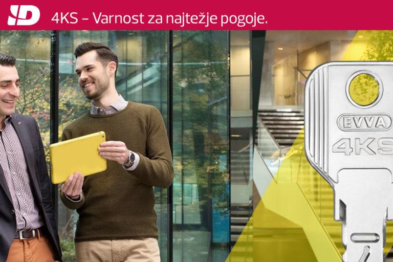 (Slovenščina) 4KS – Močnejši, varnejši in bolj robusten.