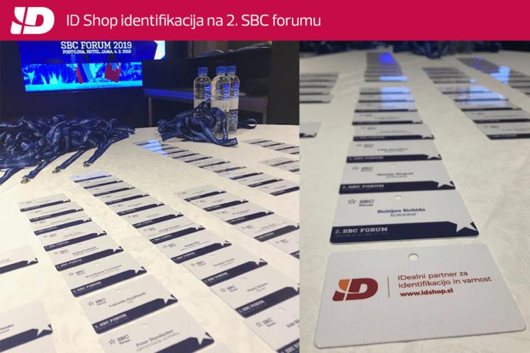 (Slovenščina) ID Shop na 2. SBC forumu
