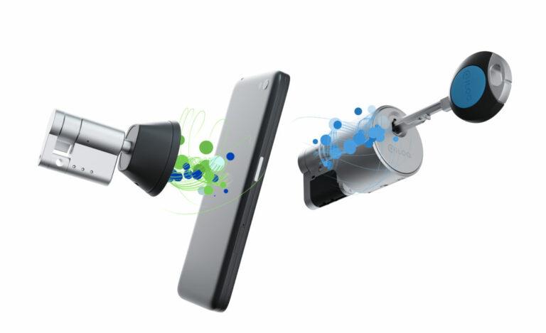 Sistem zaklepanja z mobitelom za javne, kulturne, športne objekte, industrijo, poslovne organizacije in podjetja v kritični infrastrukturi.Digitalni sistem zaklepanja iLOQ
